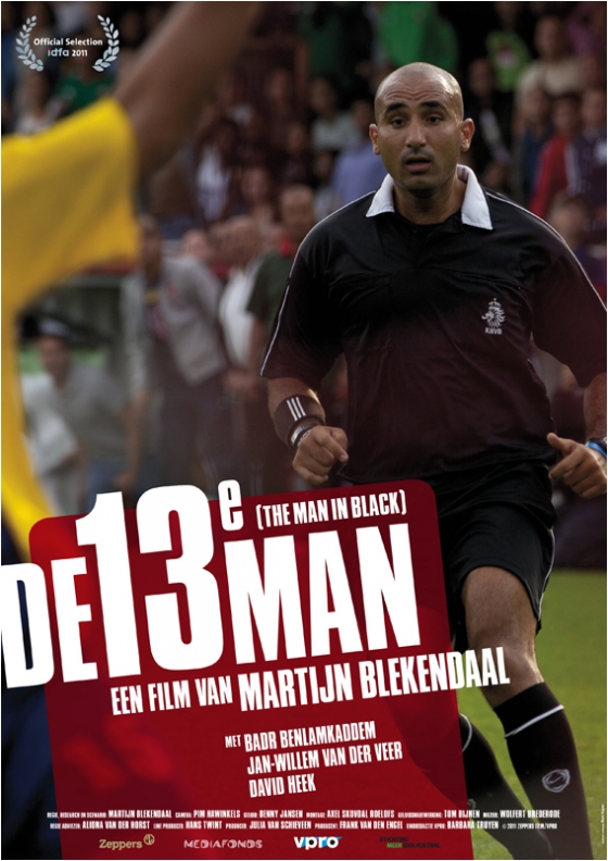 affiche De 13e Man (Zeppers Film)